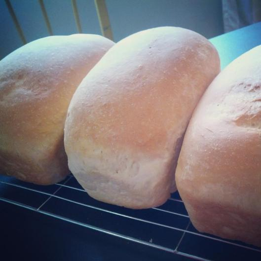 Nothing like homemade bread!